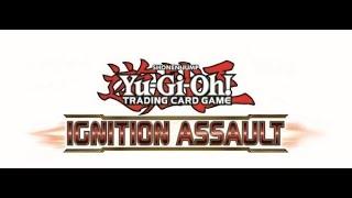 Yu-Gi-Oh! Ignition Assault Box Opening