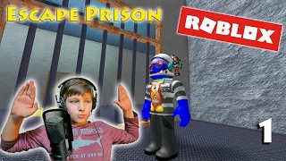 Roblox Escape Prison Obby Nederlands