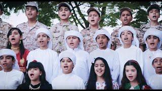 """UAE National Anthem Ishy Bilady """"النشيد الوطني الاماراتي """"عيشي بلادي"""