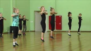 Открытый урок по акробатическому рок-н-роллу