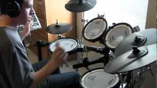 Dream Theater - Take the Time - Drum Cover (Tony Parsons)