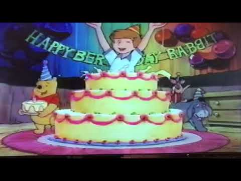 Winnie the Pooh - Happy Hundred Acre Wood Birthday (Opening)