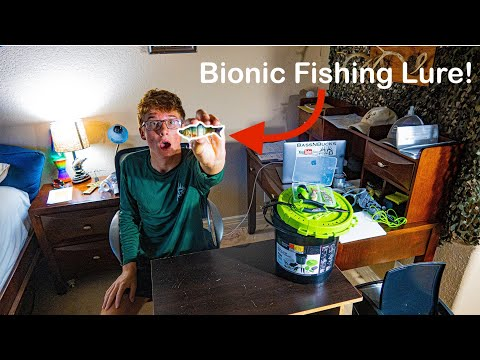 Testing BIONIC Swimming Lure! Do They Work?!!