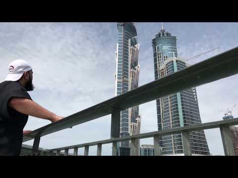 Power Walk at the Dubai Canal