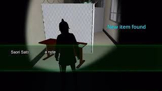 Long gameplay of schoolgirl supervisor test