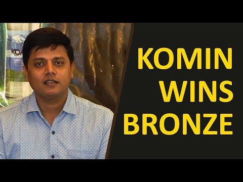 Komin Natural Mineral Water | Komin Natural Water Wins Bronze Price For India