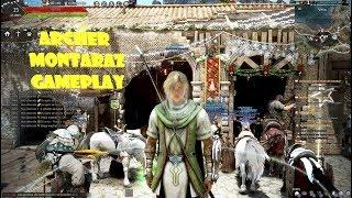 Black Desert Online - Archer/Montaraz First Gameplay