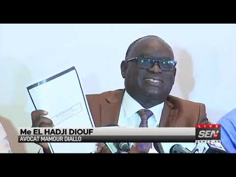 Affaire 94 milliards: Me Elhadji Dioufe mouille Sonko sur la