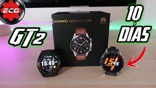 Review HUAWEI Watch GT 2 10 días de uso
