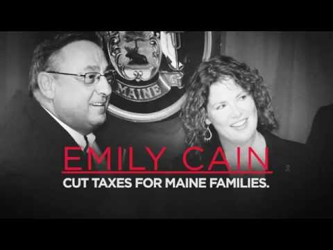 """""""Emily Cain Works for Maine"""""""