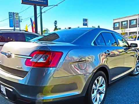 Ford Taurus SEL ,MICROSOFT SOUND SYSTEM & BLUETOOTH((NO ACCIDENT)) (Burnaby, British Columbia)