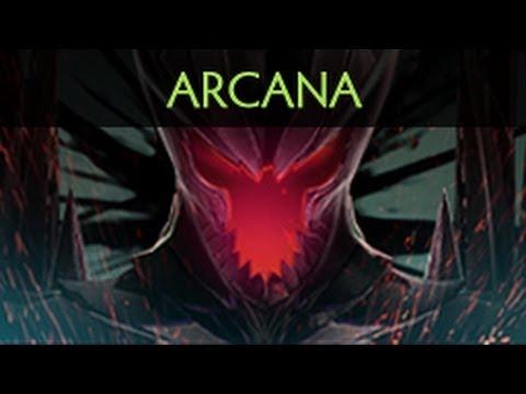 dota 2 terrorblade fractal horns of inner abysm arcana item