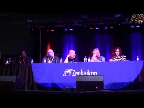 Zenkaikon 2014: The Voice Actors Panel