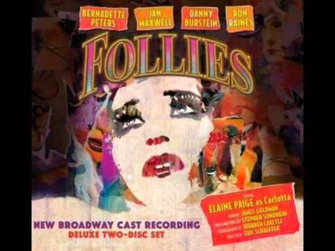 Follies (New Broadway Cast Recording) - 20. The Right Girl