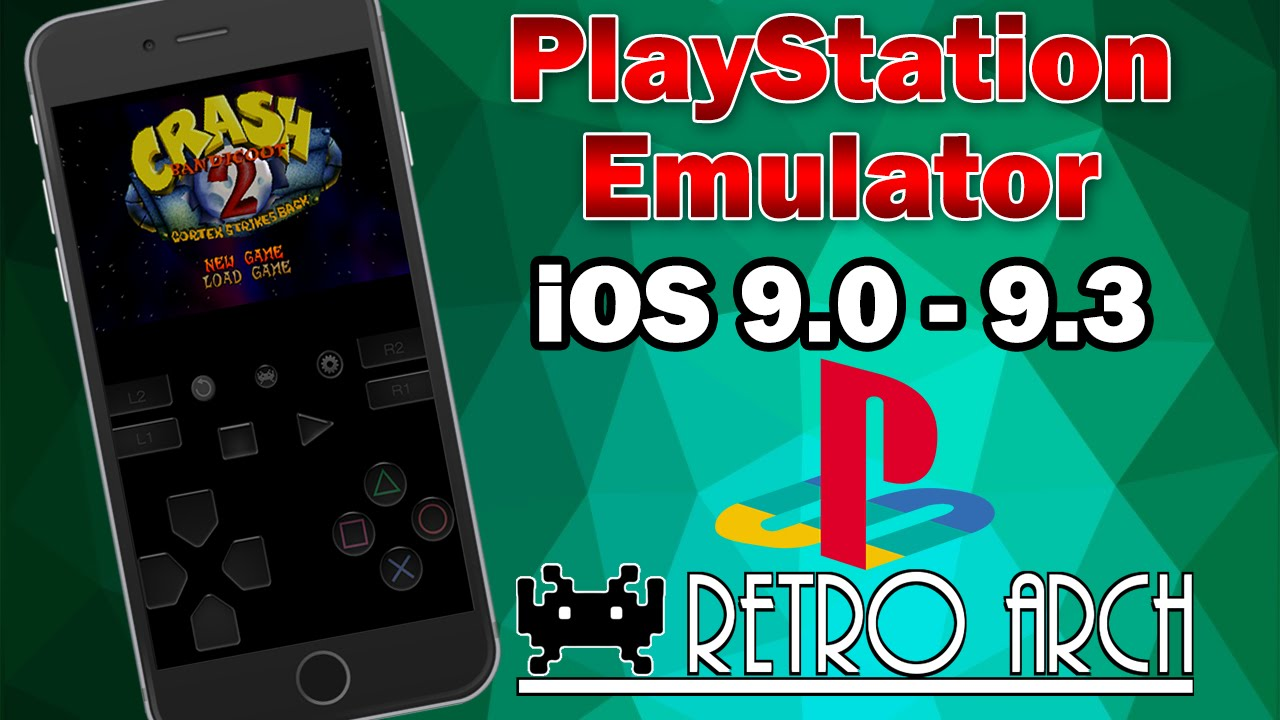Playstation 2 emulator for ios