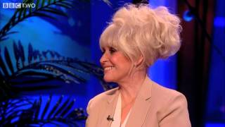 The Overtones and Rob Brydon sing to Barbara Windsor - The Rob Brydon Show - BBC Two