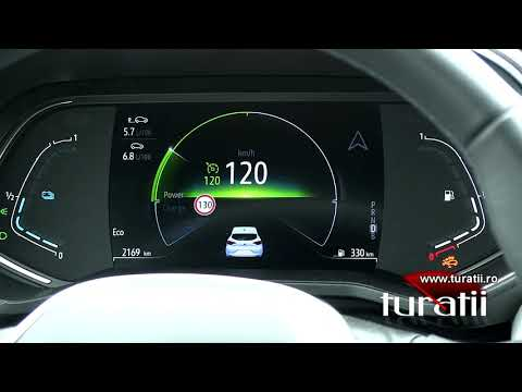Renault Clio SL E-TECH Hybrid video 2 of 2