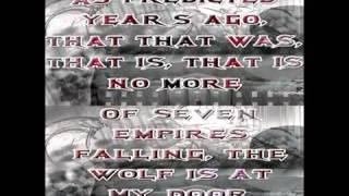 Megadeth - Washington Is Next - Lyrics