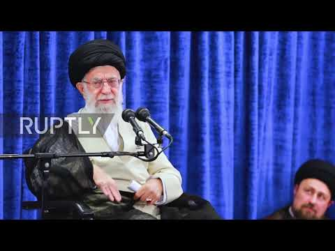 Iran: Supreme Leader says negotiating with Washington 'poisonous'