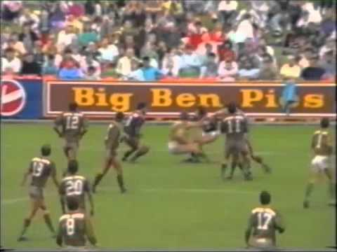 Souths V Easts Round 11 Redfern Oval 1987