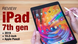 iPad 2019 10.2-inch quick review
