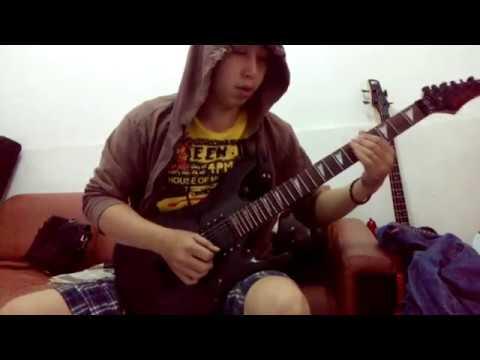 Jason Richardson - Hos Down (feat. Rick Graham) Tutorial Solo Guitar Rick Graham , How To Play