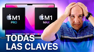 Análisis de los nuevos MacBook Pro y por qué son tan POTENTES ⚡️