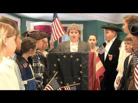 American Revolution/St. James School Class of 2018, Davis, CA