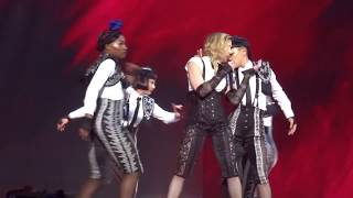 Madonna - Living for Love + La Isla Bonita - Rebel Heart Tour - Washington, DC 9/12/15