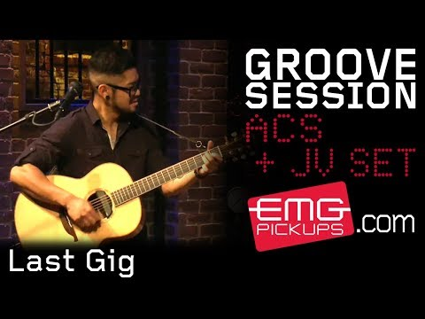 """GrooveSession performs """"Last Gig"""" acoustic for EMGtv"""