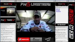 "Pro Web Live Trailer: Edwin Evers 1 ""Organize Your Boat And Tackle Like A Pro"" Aired 6/17/14"