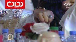 ما حصل بين أبو كاتم ومحمد بن جخير على مسرح حفل المليونية !! | #زد_رصيدك43