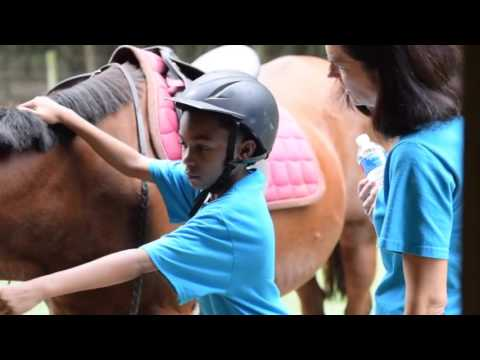 Therapeutic Riding at ClearWater Academy