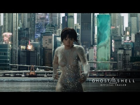 Thumbnail: Ghost in the Shell Trailer (2017) Official Trailer - Paramount Pictures