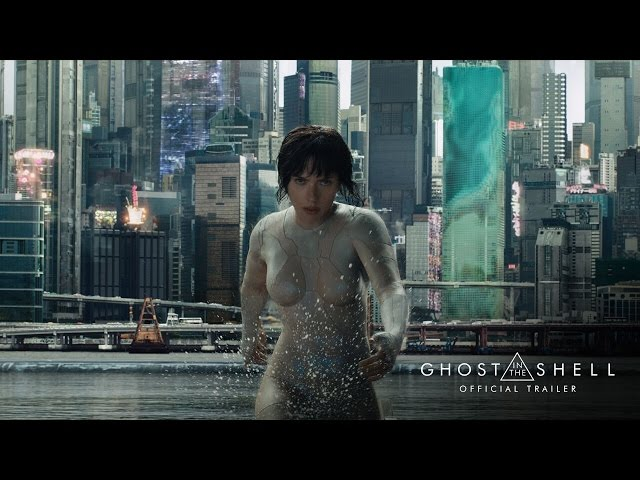 Ghost in the Shell (2017) Video 2