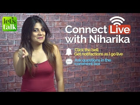🔴 Connect LIVE with Niharika - Learn English | Free English Lessons