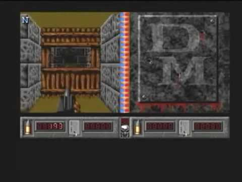 Death Mask Amiga CD32 - Flight to Venus by Spectral Symphony