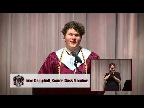 Tates Creek High School Virtual Graduation 2020
