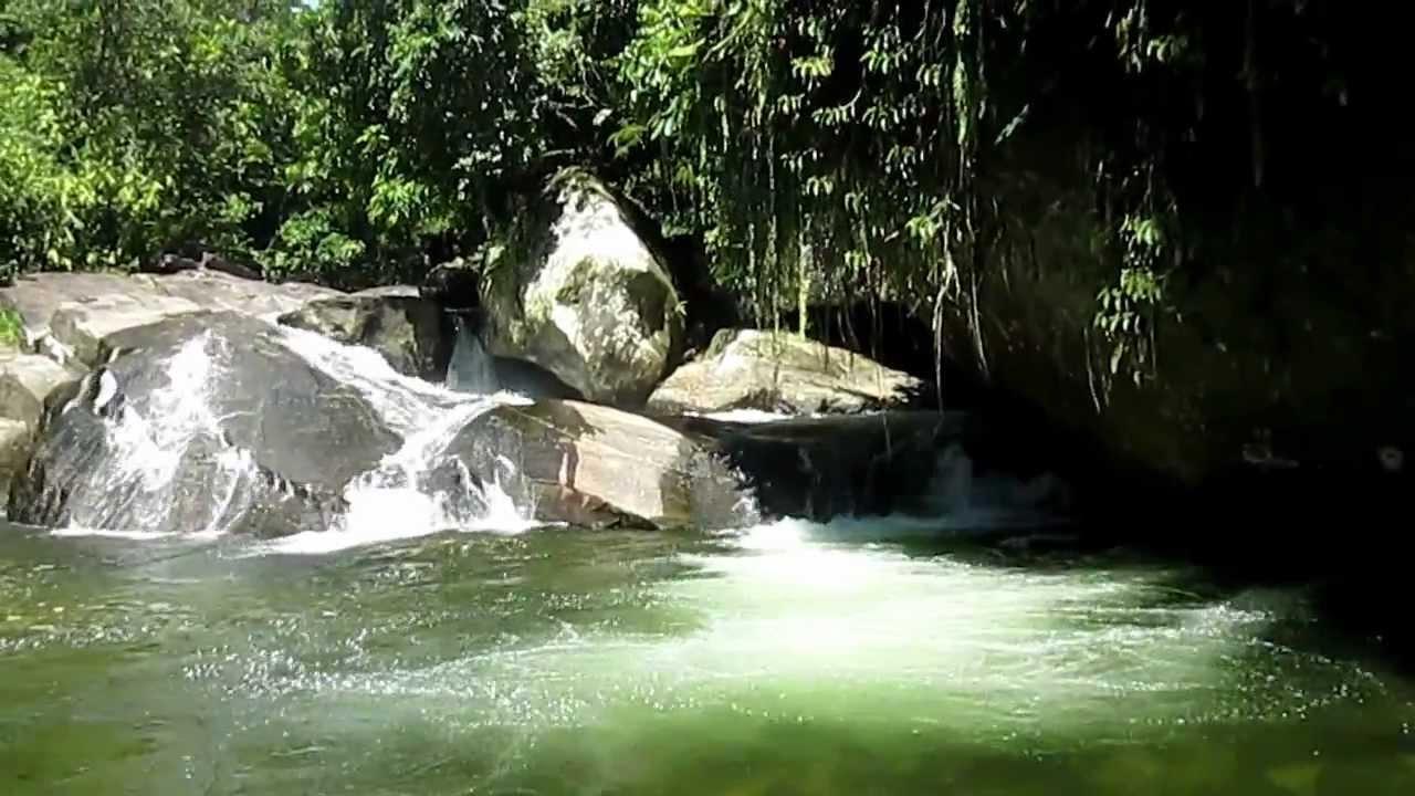 Cachoeira de Samambaia em Cachoeira de Macacu - YouTube