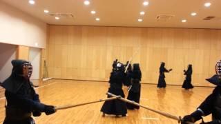 Mongol kendo Japan