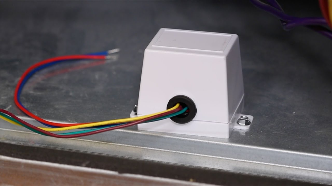 york hvac blower relay wiring [ 1280 x 720 Pixel ]
