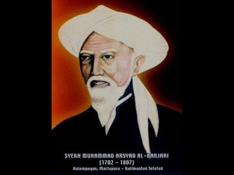 SILSILAH KETURUNAN - Syekh Muhammad Arsyad Al-Banjari