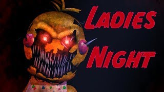 Five Nights at Freddy's 2: Ladies Night - Custom Night - Episode 5