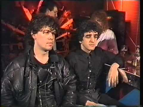 Killing Joke Interview The Tube 22/02/85