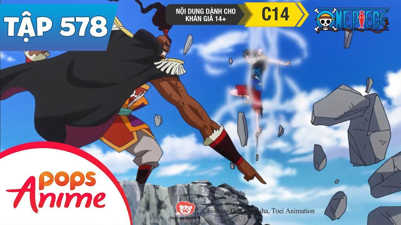 One Piece Tập 578 - Chương Tham Vọng Của Z. Luffy Đấu Với Shuzo