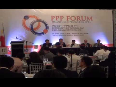 Session One Part 2 of 2: The Philippine Bond Market – Exploring Issuance of Project Bonds for PPPs