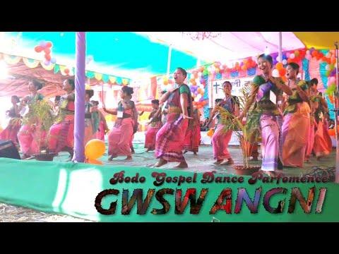 Gwsw Angni - Bodo Gospel Dance Parfomence