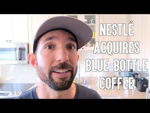 Nestlé Acquires Majority Share in Blue Bottle Coffee