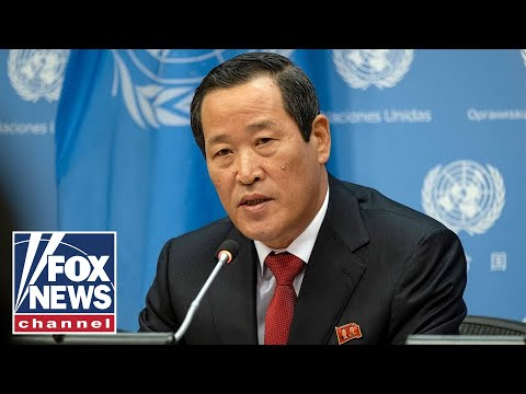 North Korean Ambassador Ignores Fox News Reporter's Question On Otto Warmbier