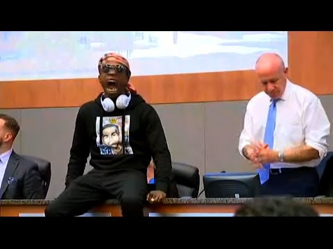 Stephon Clark's Brother Disrupts City Council